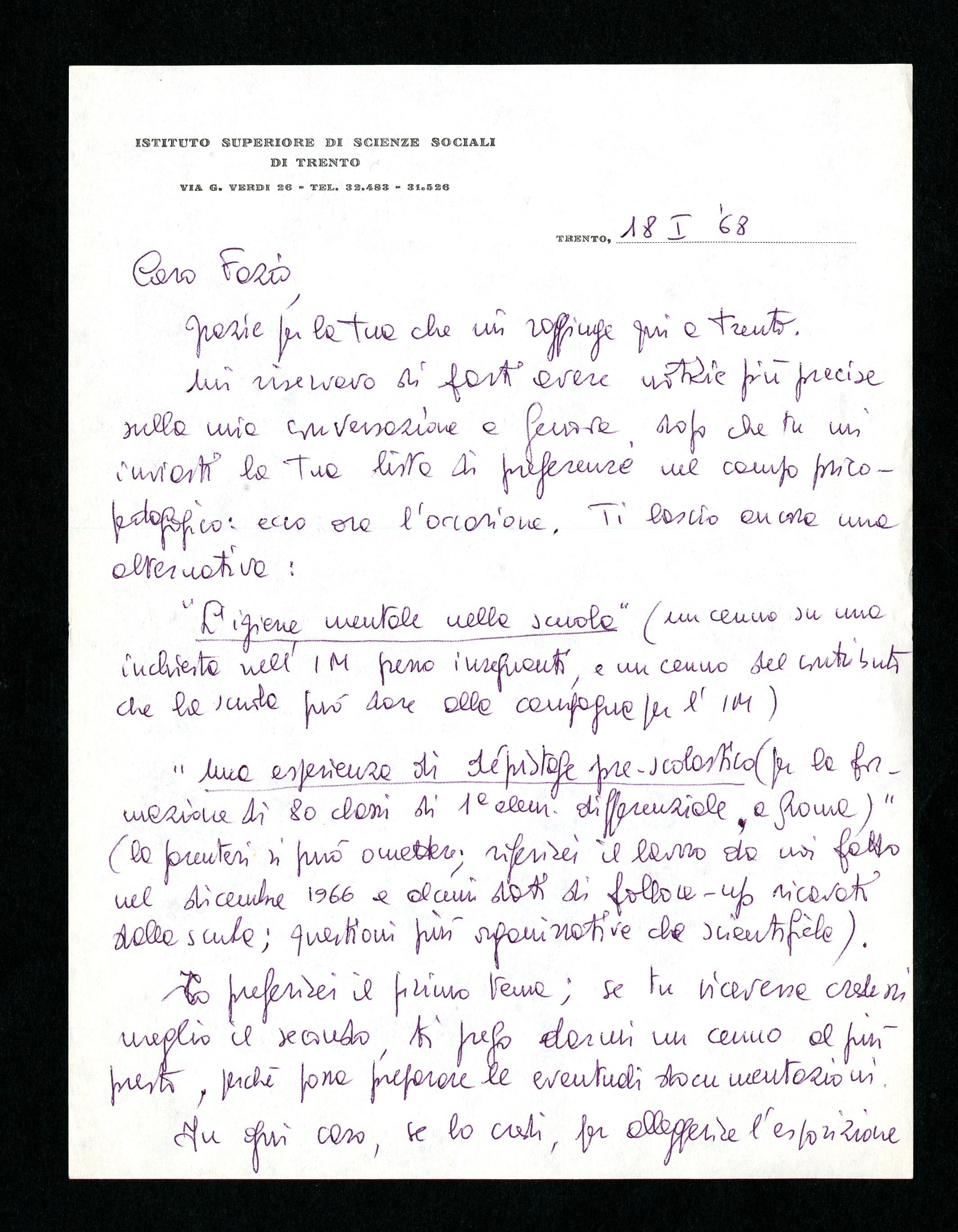 Fazio Cornelio - Aspi - Archivio storico della psicologia italiana db23b69a5250