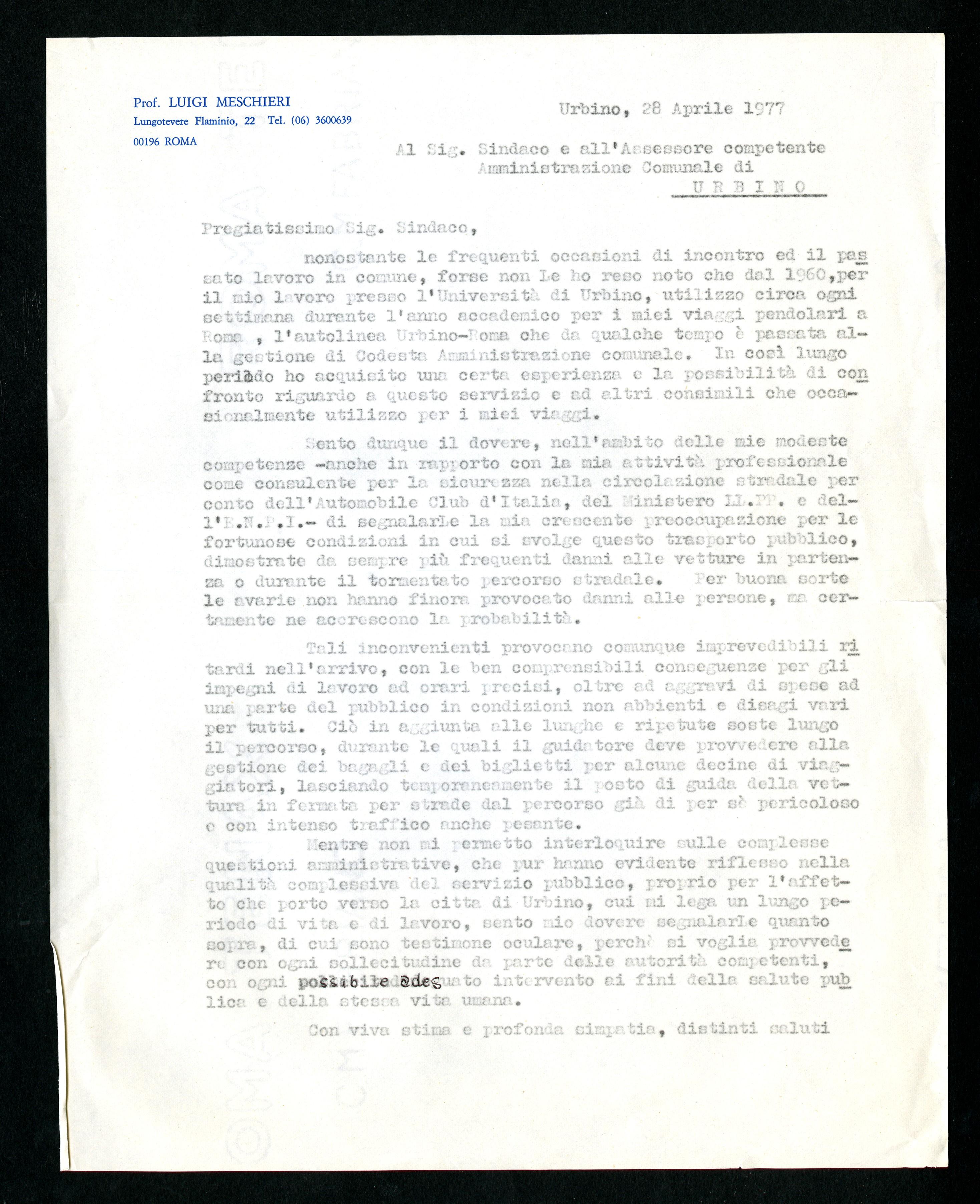 Sindaco e assessore del Comune di Urbino - Aspi - Archivio storico ... b57c2a84e769