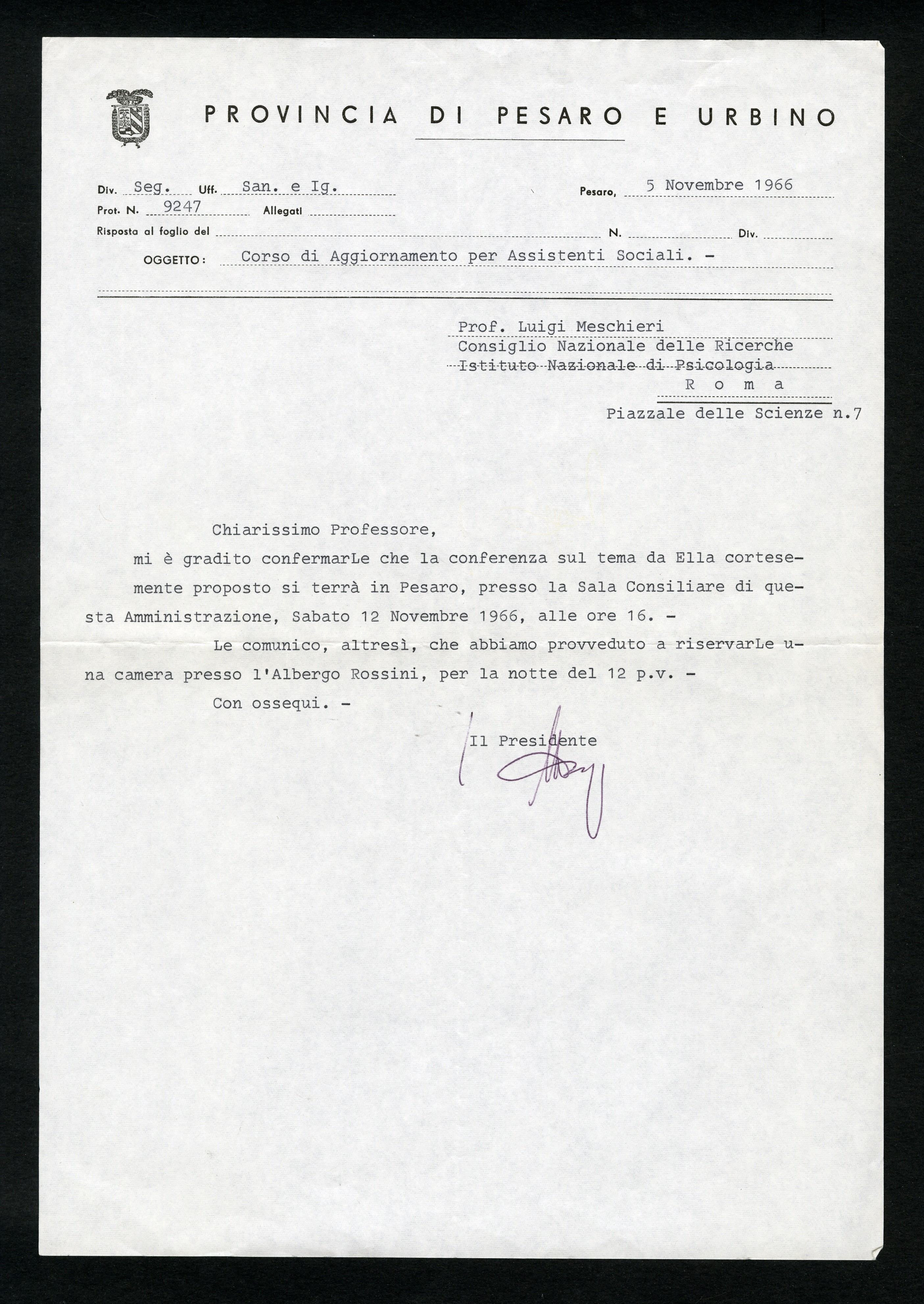 Provincia di Pesaro e Urbino - Aspi - Archivio storico della ... d42a7c06cbd0