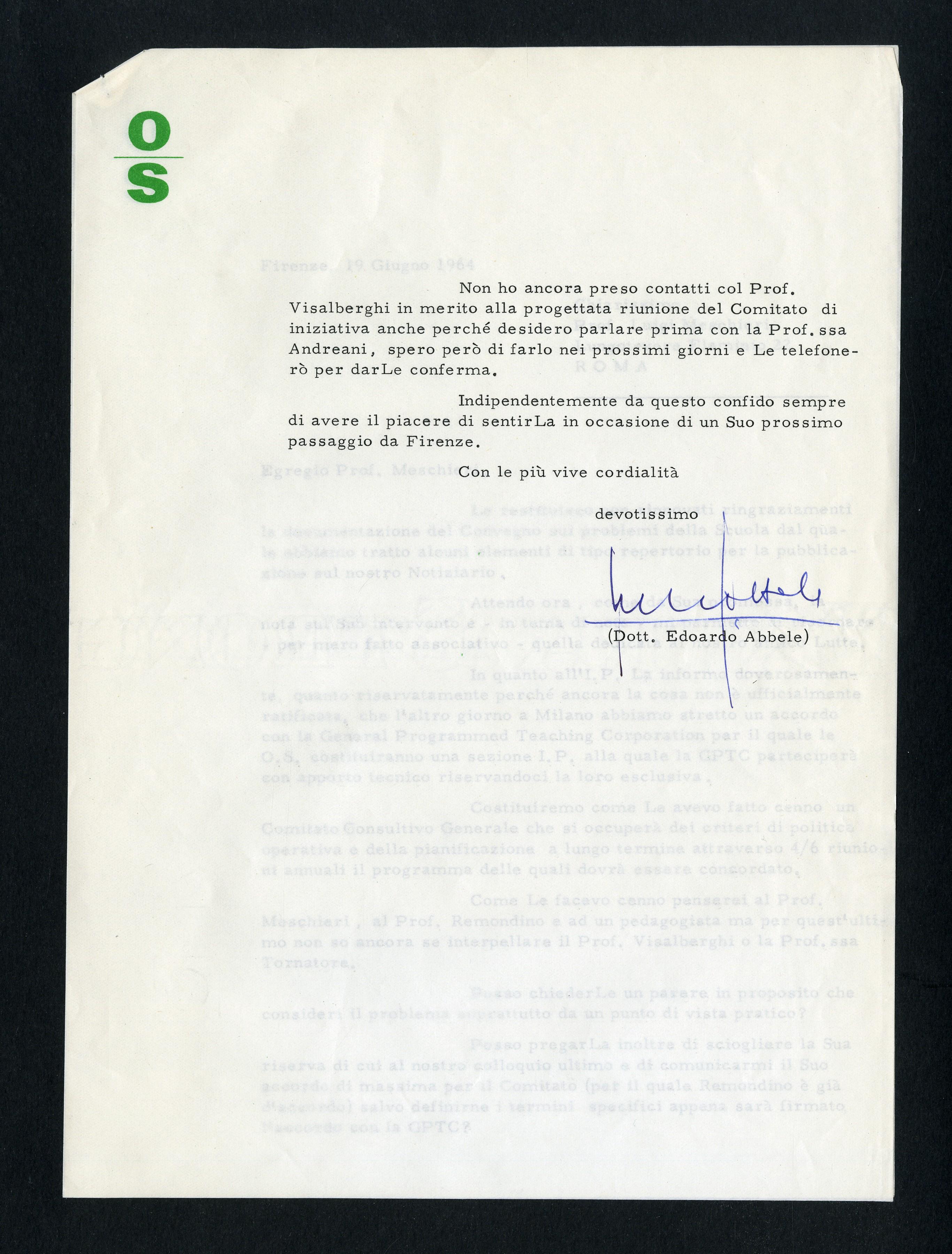Abbele Edoardo - Aspi - Archivio storico della psicologia italiana f8a87c7741be