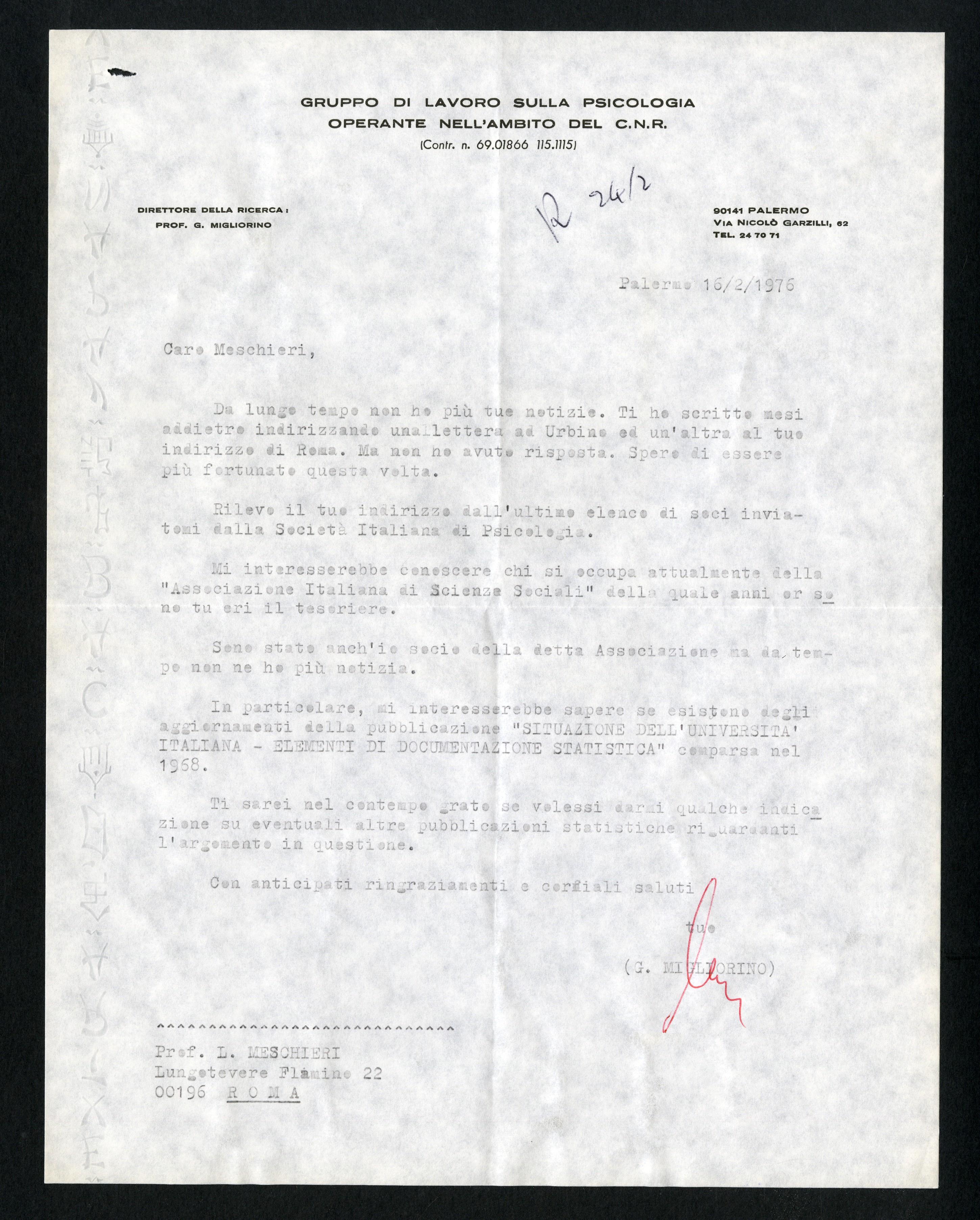 Migliorino Giuseppe - Aspi - Archivio storico della psicologia italiana a553cb031f45