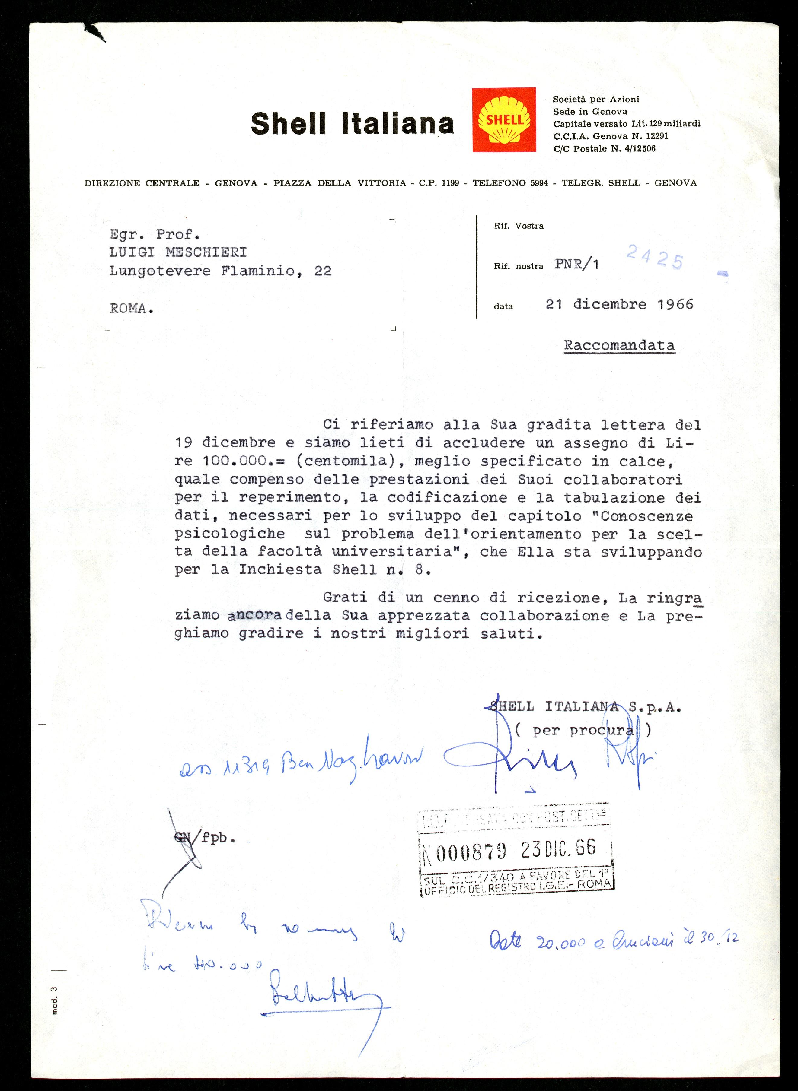 Shell italiana s.p.a. - Aspi - Archivio storico della psicologia ... 439b58d0f83c