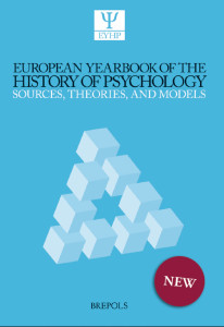 European Yearbook of the History of Psychology